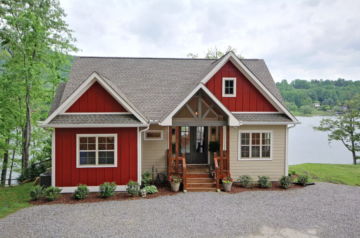 Featured Floor Plan LakeSide Cottage   Brown Haven Homes   News