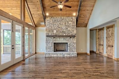 Texas Custom Home Photo