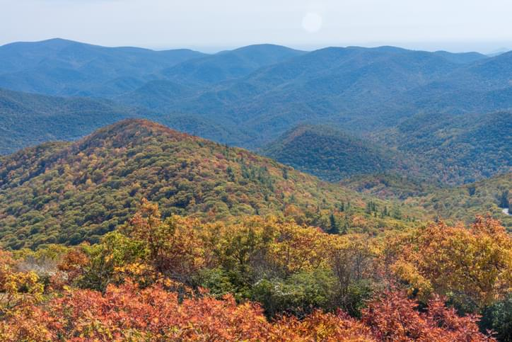 The Best Places to Enjoy Fall Foliage