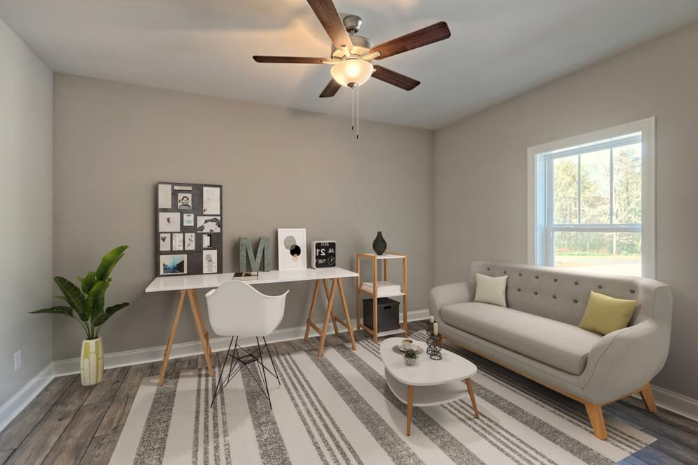 Create a Home Office and Virtual Classroom