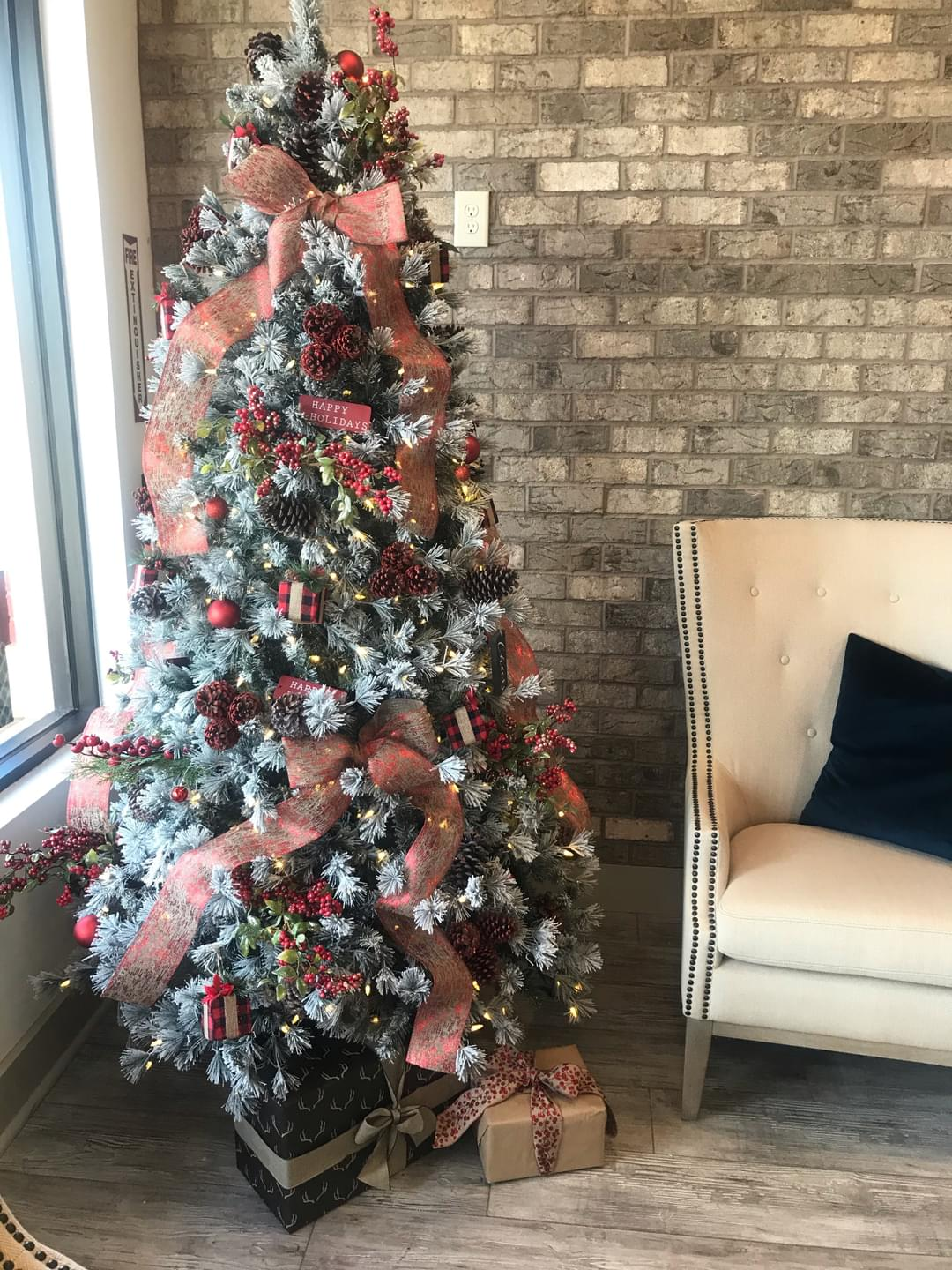 The Meaning of Christmas in Your Brown Haven Home