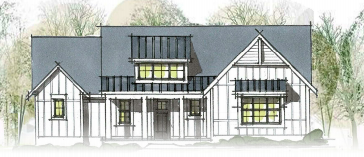Featured Floor Plan: Modern Farmhouse
