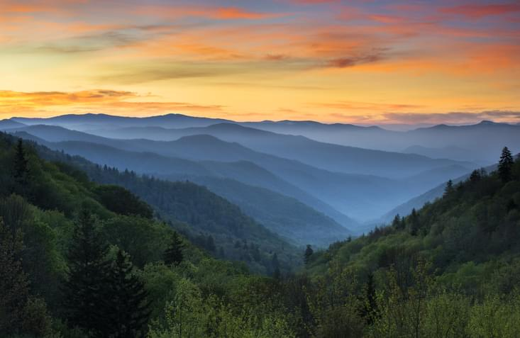 The Appalachian Mountains: Best Place to Retire