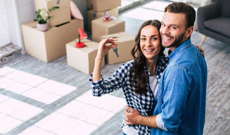 Buy Your Dream Home at a Historically Low Rate