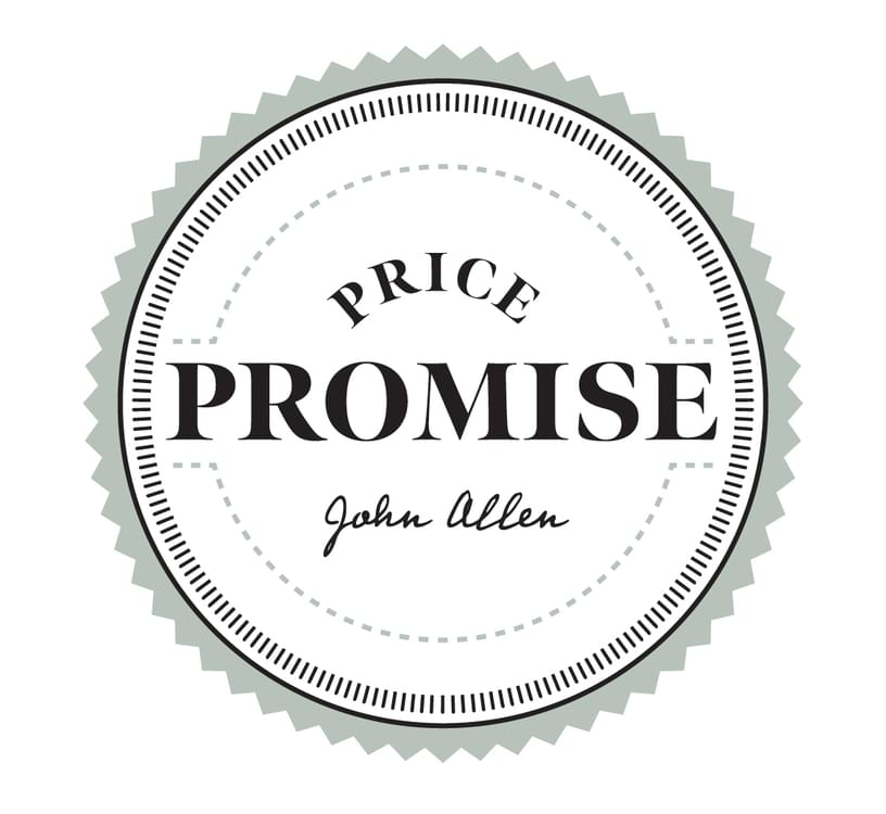 Our Price Promise at Brown Haven Homes