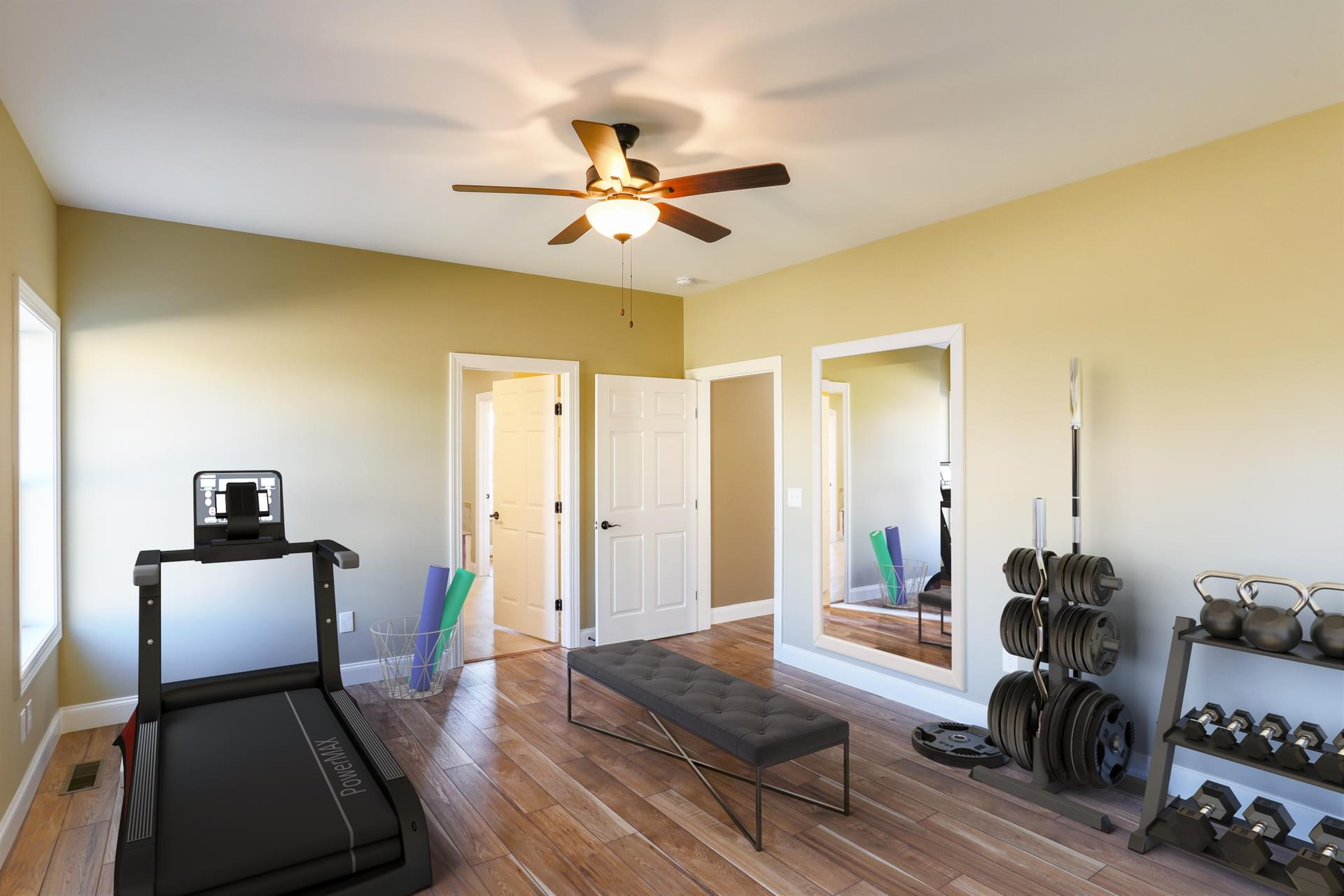 How to Create a Home Gym
