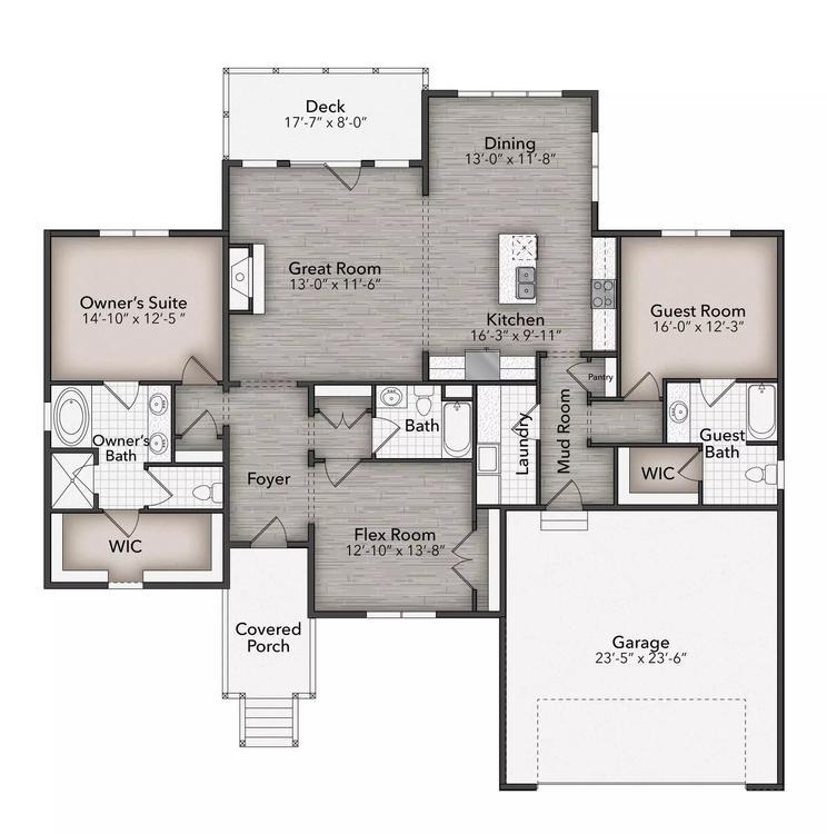 Featured Floorplan: The IvyLog