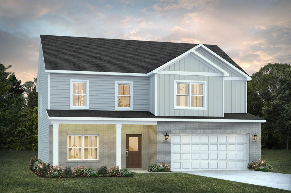 Thrive in the Harrison Home Plan