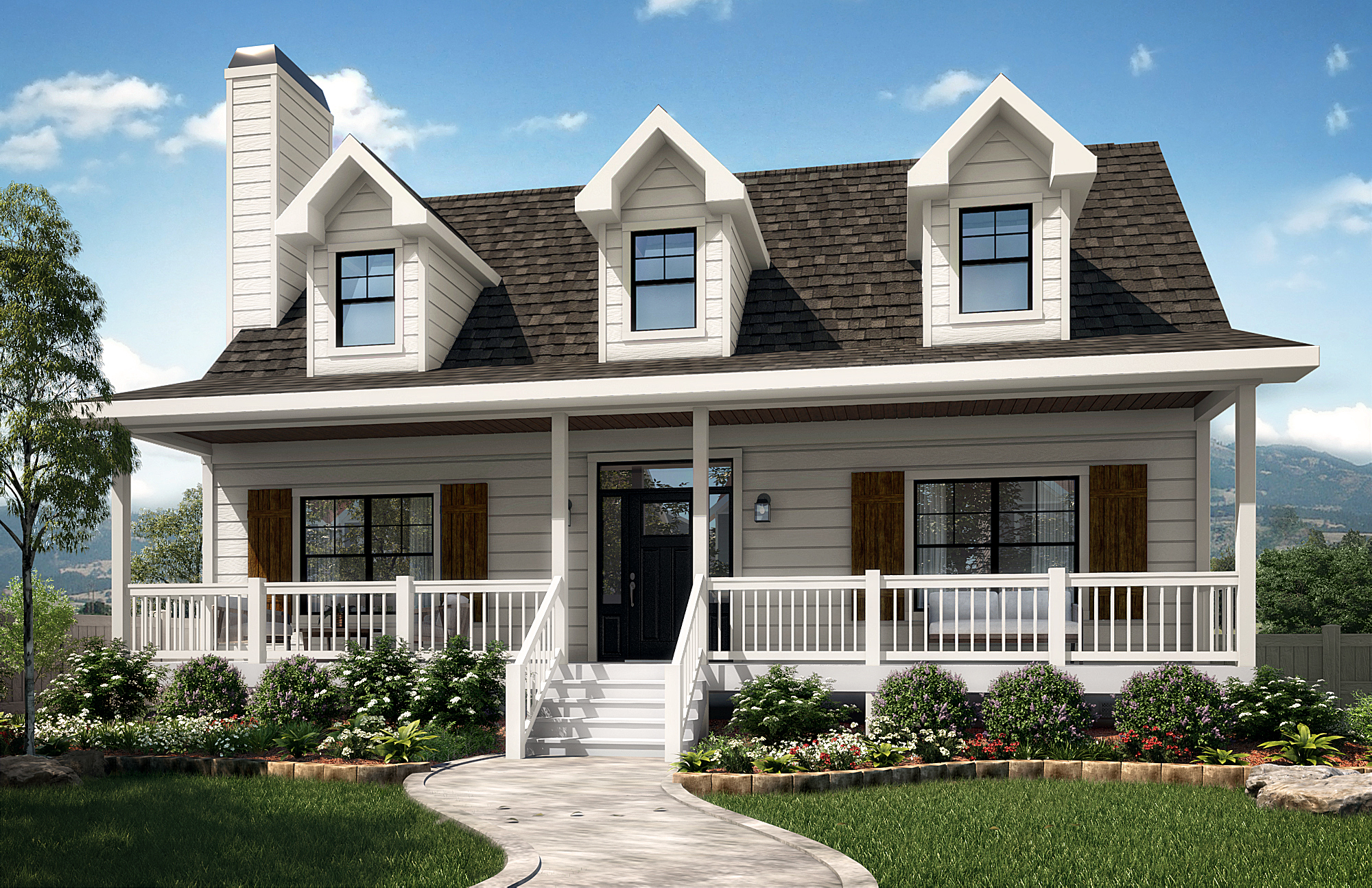 Brown Haven Homes - Chancey Virtual Tour