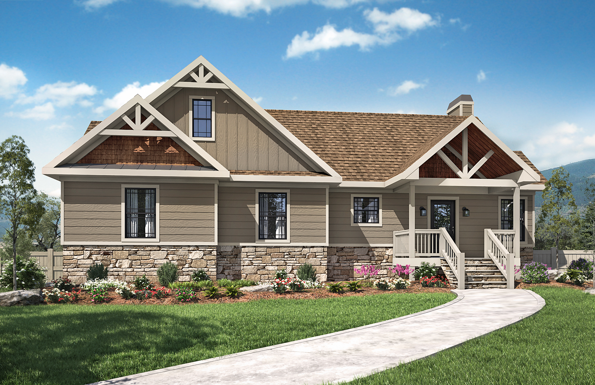 Brown Haven Homes - Falling Waters Virtual Tour