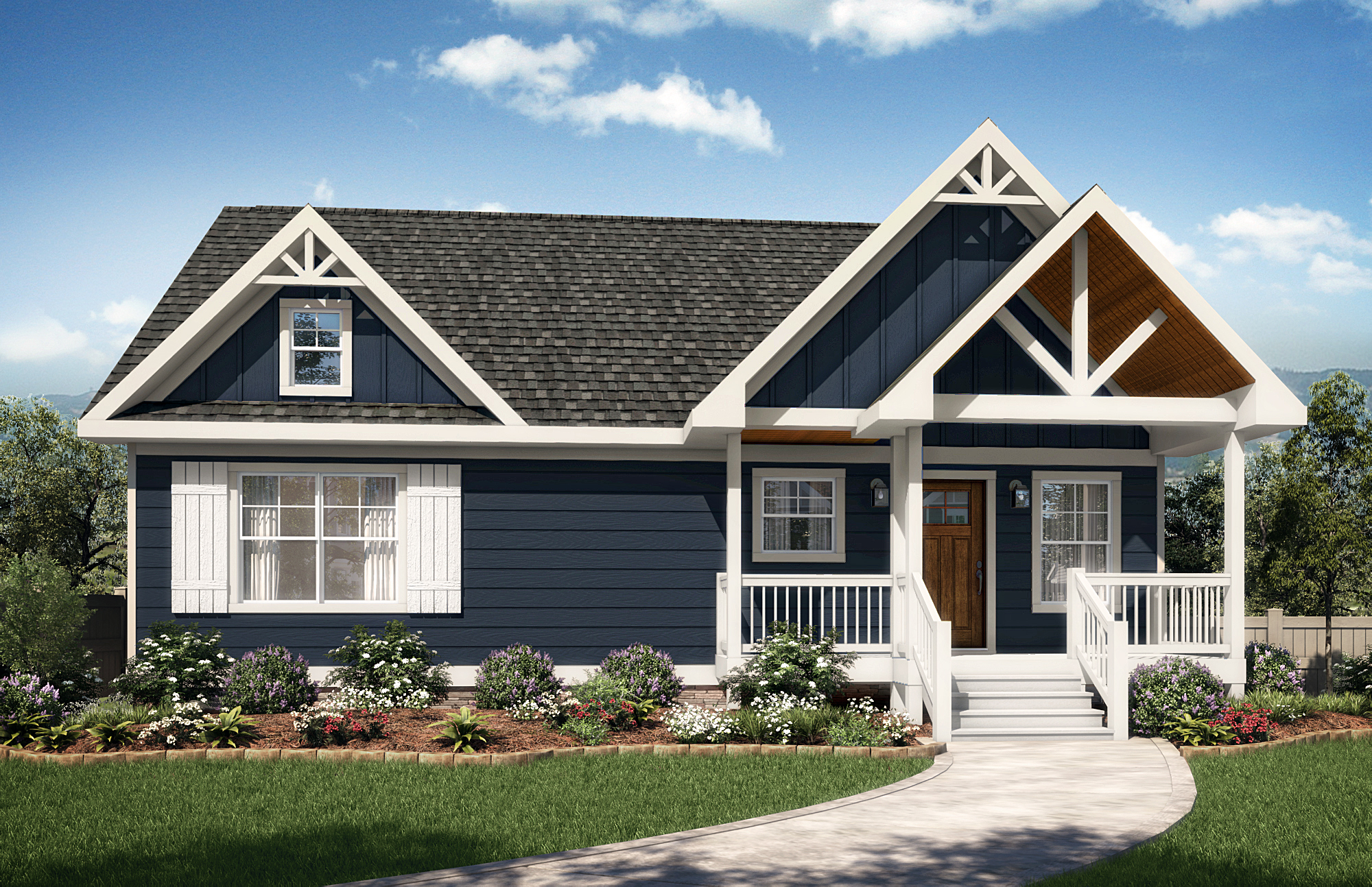 Brown Haven Homes - Gallatin  Virtual Tour