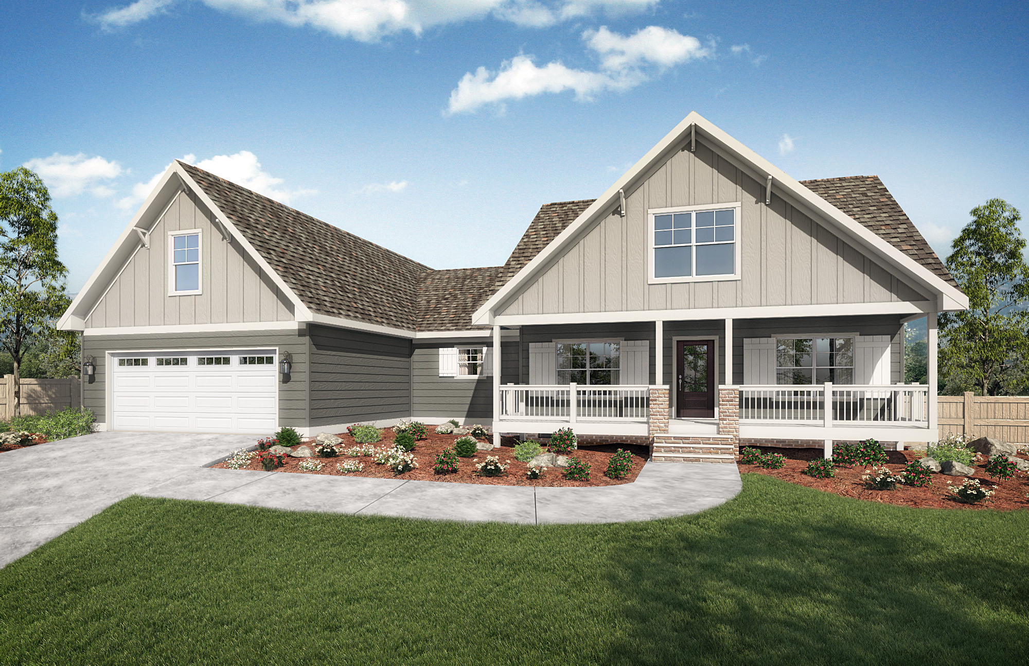 Brown Haven Homes - LongView Virtual Tour